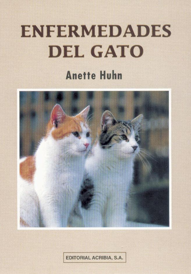 Enfermedades del gato - Editorial Acribia, S.A.