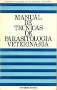 Manual de técnicas de parasitología veterinaria