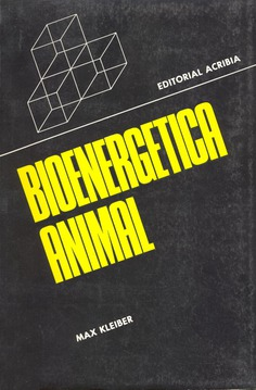 Bioenergética animal (The fire of life)