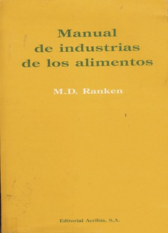 Manual de industrias de los alimentos