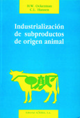 Industrialización de subproductos de origen animal